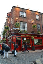 The Temple Bar, Dublín, Irlanda