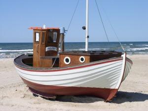 Bote de pesca, Dinamarca