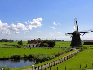Molino, Países Bajos