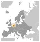 Mapa localización Países Bajos